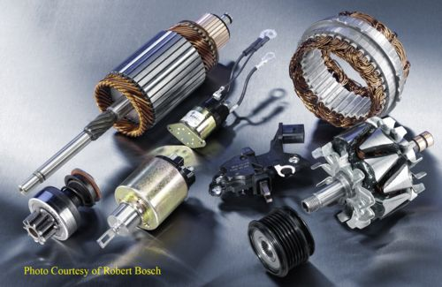 How Much To Replace Alternator >> Belt driven Integrated Starter Generators will replace these components in Micro Hybrids