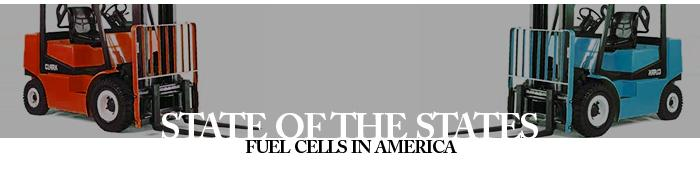 State of the States: Fuel Cells in America