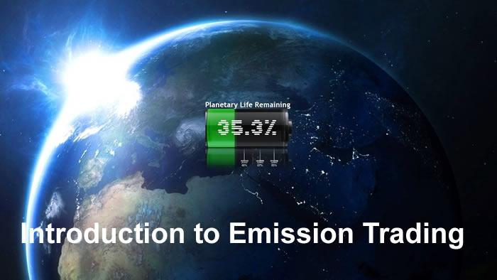Introduction to Emission Trading
