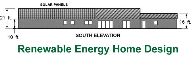 Renewable Energy Home Design