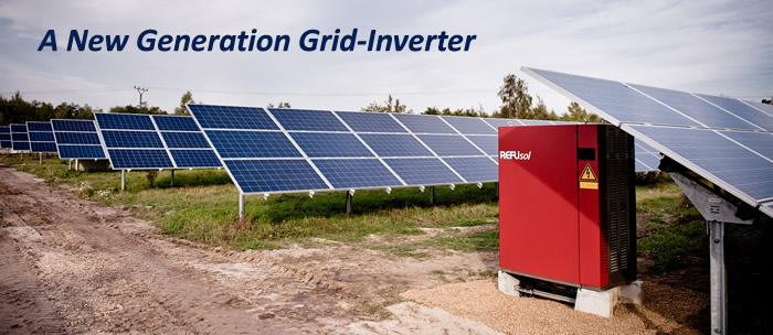 A New Generation Grid-Inverter