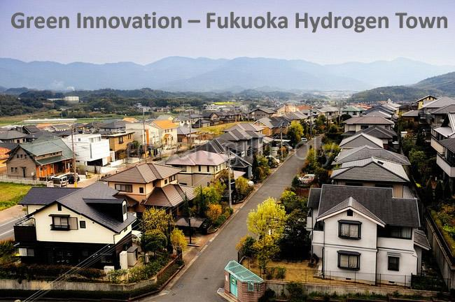 Green Innovation - Fukuoka Hydrogen Town