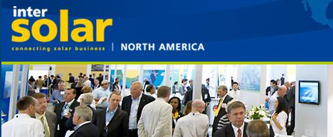 InterSolar North America 2012 - Tradeshow Report