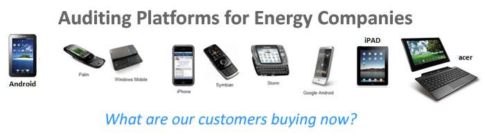 Auditing Platforms for Energy Companies