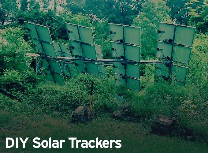 DIY Solar Trackers | AltEnergyMag