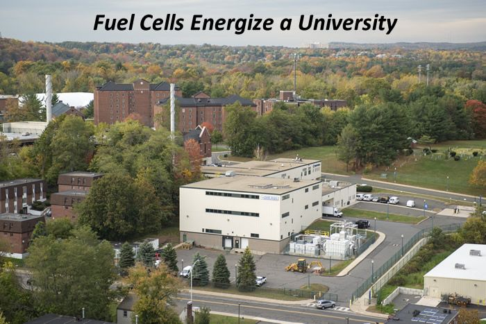 Fuel Cells Energize a University