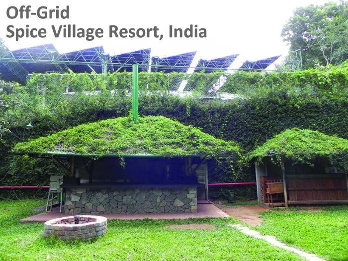 Off-Grid - Spice Village Resort, India - Case Study