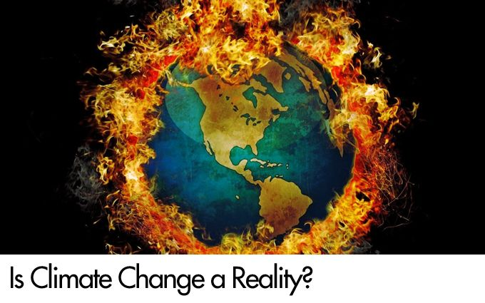Is Climate Change a Reality?