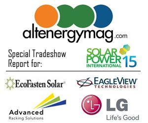 Solar Power International 2015 Tradeshow Report