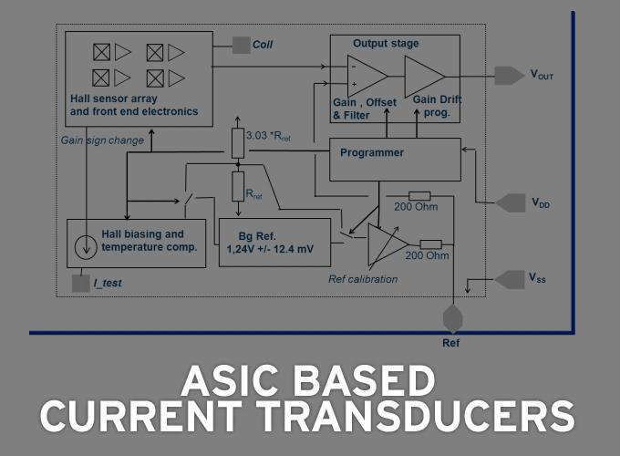 ASIC Based Current Transducers