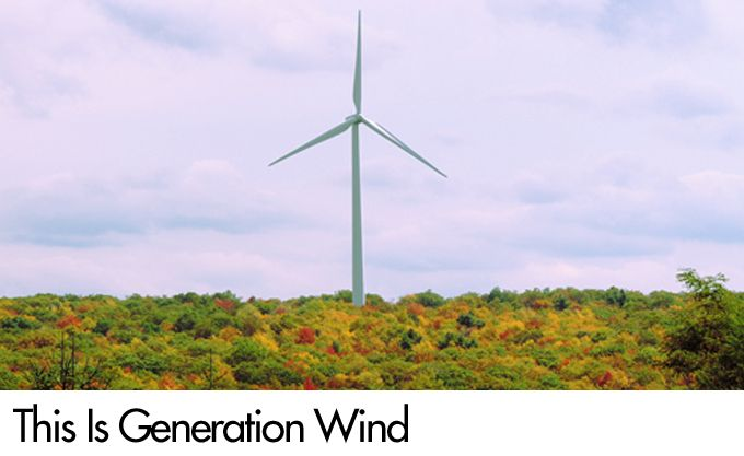 This Is Generation Wind