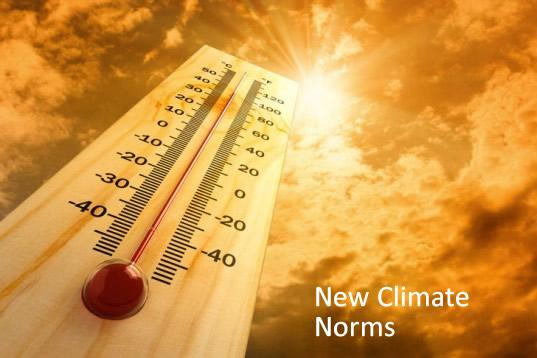 New Climate Norms