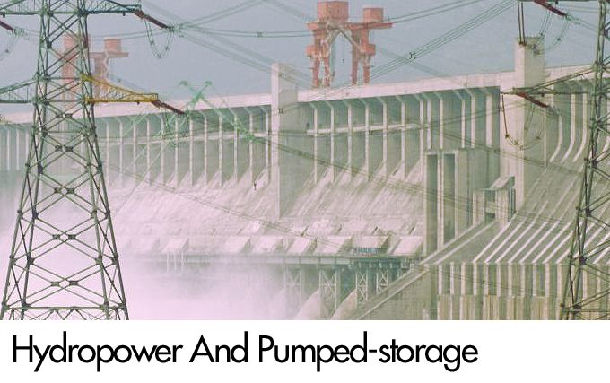 Hydropower And Pumped Storage