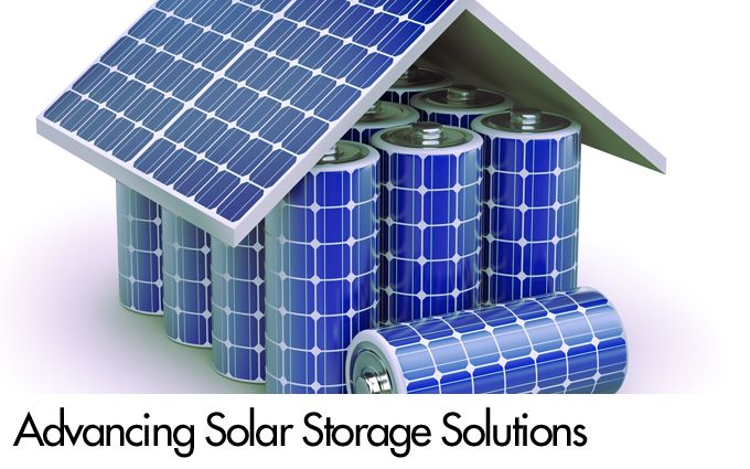 Advancing Solar Storage Solutions