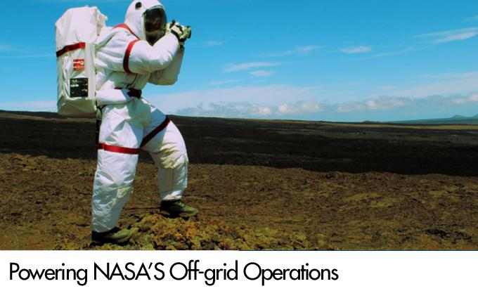 Powering NASA'S Off-grid Operations