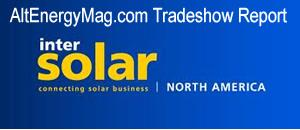 Intersolar 2014 - Tradeshow Report