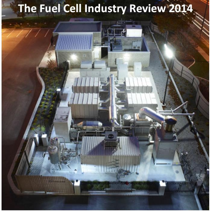 The Fuel Cell Industry Review 2014