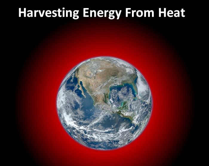 Harvesting Energy From Heat