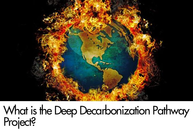 What is the Deep Decarbonization Pathway Project?