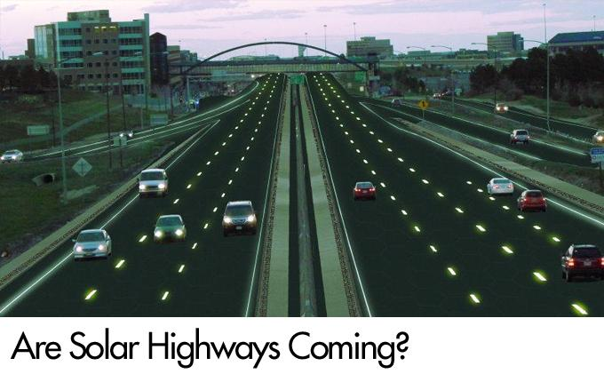 Are Solar Highways Coming?