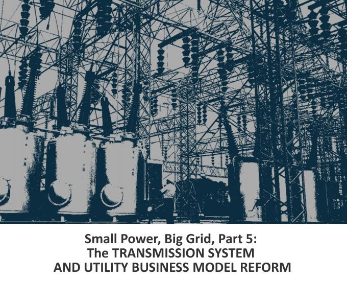 Small Power, Big Grid: Part 5