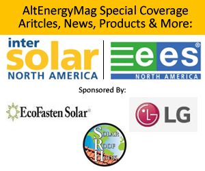 AltEnergyMag.com - Special Tradeshow Coverage of Intersolar & EES