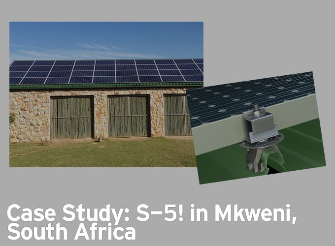 Case Study: S-5! in Mkweni, South Africa