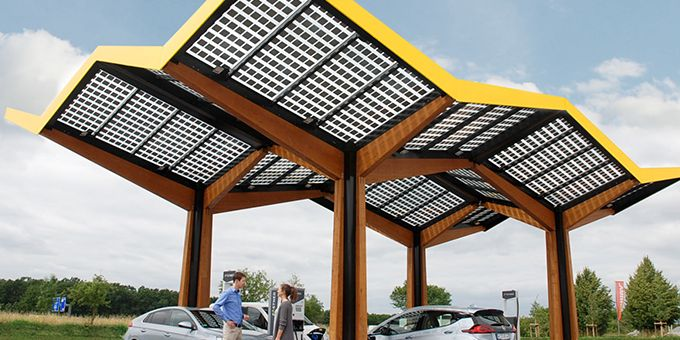 Why Fast Charging Stations Are Good for the Grid