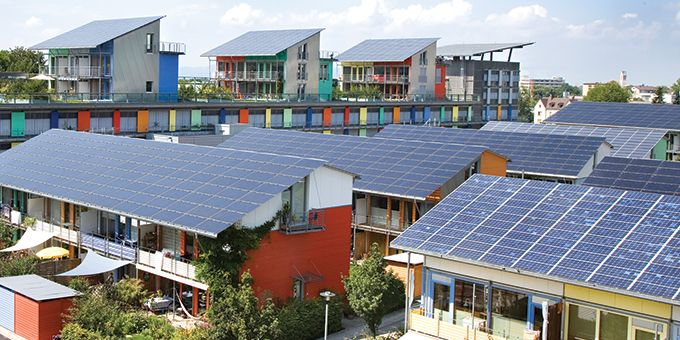 Community Microgrids Change the Future One Neighborhood at a Time