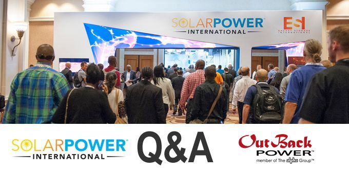 Talking SPI with Outback Power