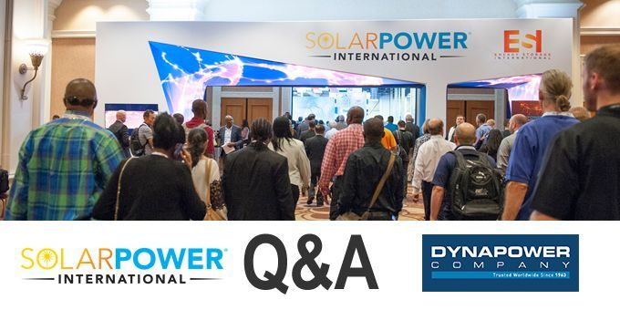 Talking SPI 2018 with Dynapower