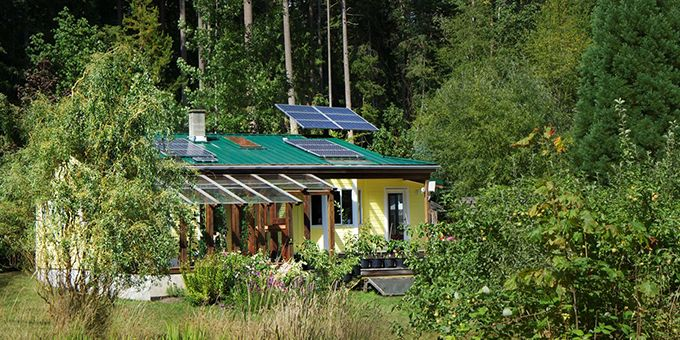 Case Study: Living Off-Grid