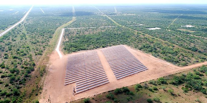 Statewide Renewable and RPCS Build 1.2MW Solar Site in South Texas