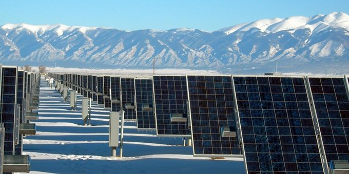 The Connection Between Alternative Energy Technology and Building Trends in the Intermountain West
