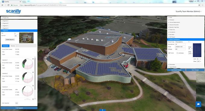 Drone Imagery for Solar with Scanifly