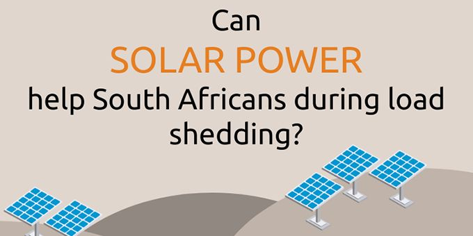 South Africa's Energy Crisis Testing the Effectiveness of