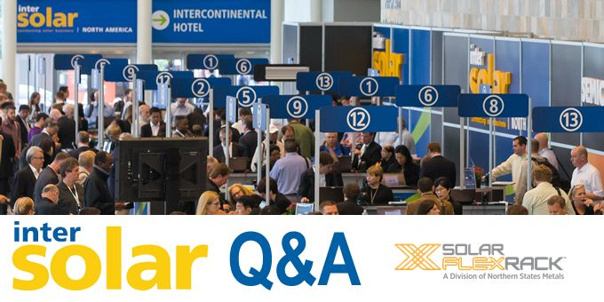 INTERSOLAR and looking ahead to 2020 - Q&A with Solar FlexRack