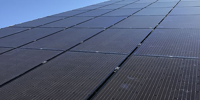 Metal Roofing—The Perfect Platform for Solar PV