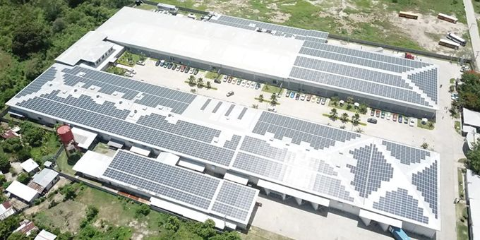 Central American Clothing Manufacturer Decks Out Its Facilities with Solar Energy