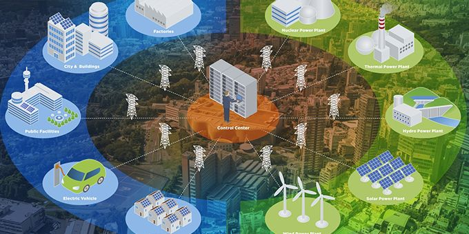 Building Sustainable and Smart Energy Infrastructures with Wi-Fi HaLow Technology
