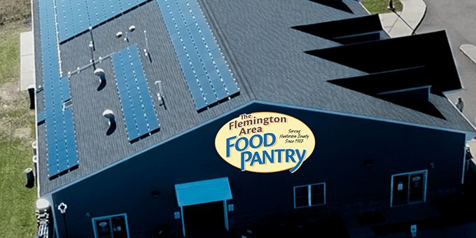 SMA Feeds Power to the Grid so New Jersey Food Bank Can Feed Families in Need
