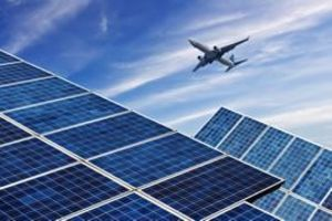 Why Solar Power Is Taking Off At Airports Across The Country