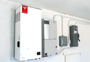 Battery Backup for Rooftop Solar Power Systems Too Costly