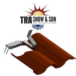TRA SNOW AND SUN - SOLAR TILE MOUNT