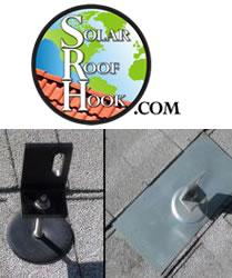 SolarRoofHook - Innovative Products for Mounting Solar Panels