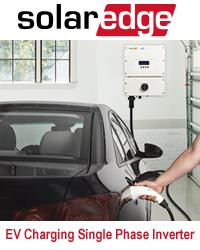 SolarEdge Technologies - EV Charging Single Phase Inverter