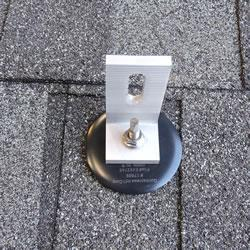 SolarRoofHook - QuickBOLT for Asphalt Shingle Roofs