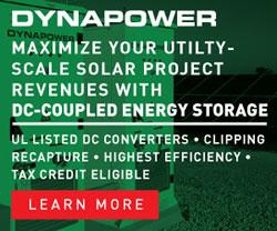 Dynapower - MAXIMIZE PRODUCTION AND REVENUES WITH SOLAR PLUS STORAGE