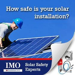 IMO Precision Controls - Keeping Solar Safe