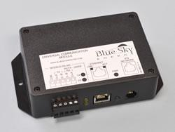 Blue Sky Energy, Inc. Announces Remote Access Communication for its IPN Based Solar Boost MPPT Charge Controllers.